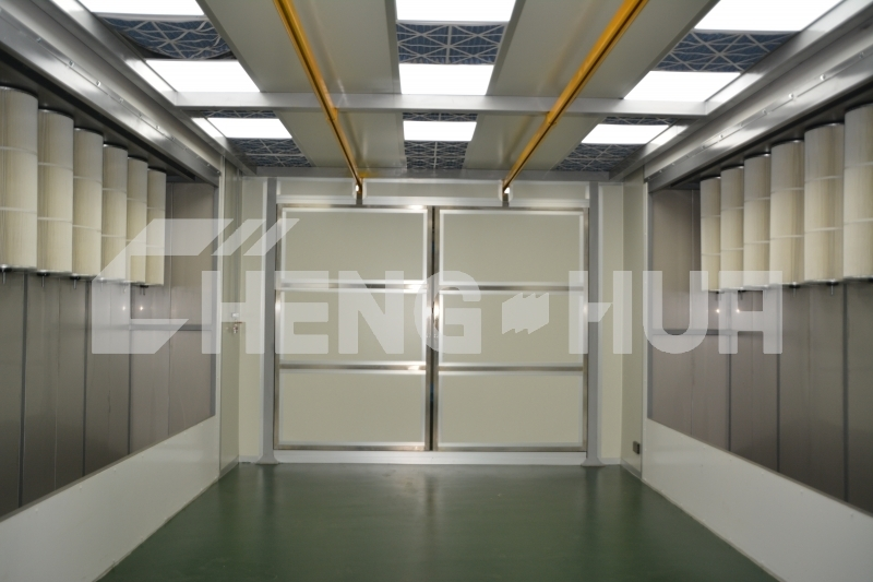 Batch Paint Booth